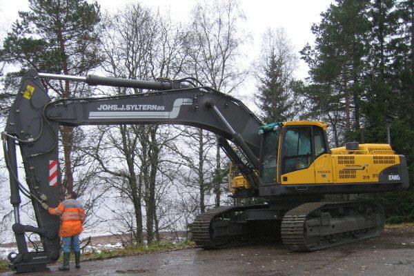 Ny maskin i 2007