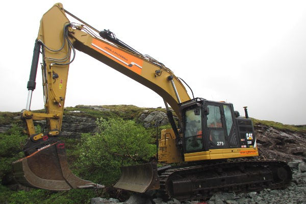 271 CAT 335 FL CR