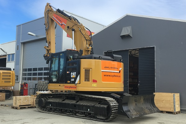 273 CAT 335 FL CR