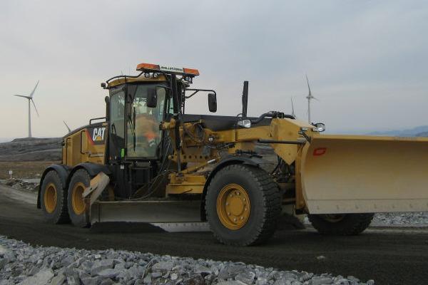 521 CAT 160 M AWD