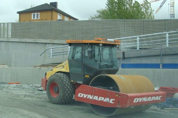 106 DYNAPAC CA302D