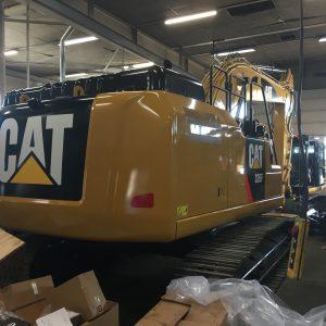Cat 326 FL