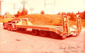 M-B 2626 med Damm maskinhenger