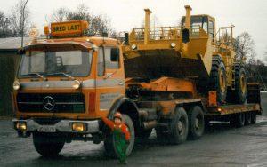 M-B 2626 med Cat 980