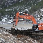 Hitachi 670 laster jord