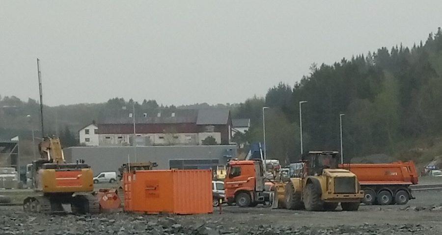 Utstyr i Seterfjæra