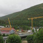 Aktivitetshus i sentrum av Åfjord